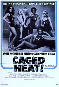 Caged Heat - 43 x 62 Movie Poster - Bus Shelter Style A