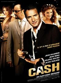 Ca$h - 11 x 17 Movie Poster - French Style A