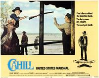 Cahill U.S. Marshal - 11 x 14 Movie Poster - Style B