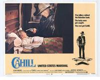 Cahill U.S. Marshal - 11 x 14 Movie Poster - Style C