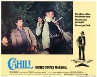 Cahill U.S. Marshal - 11 x 14 Movie Poster - Style F