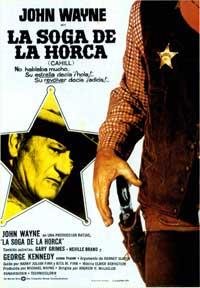 Cahill U.S. Marshal - 11 x 17 Movie Poster - Spanish Style B