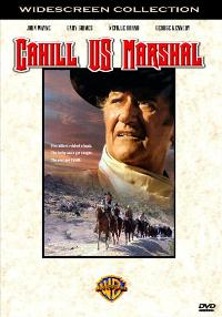 Cahill U.S. Marshal - 27 x 40 Movie Poster - Style D