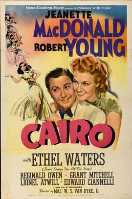Cairo - 11 x 17 Movie Poster - Style A