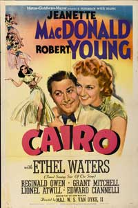 Cairo - 27 x 40 Movie Poster - Style A