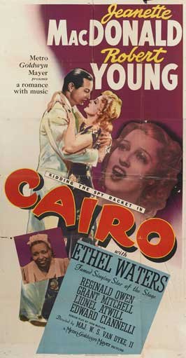 Cairo - 20 x 40 Movie Poster - Style A