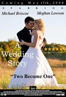Cake: A Wedding Story - 11 x 17 Movie Poster - Style A