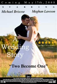 Cake: A Wedding Story - 43 x 62 Movie Poster - Bus Shelter Style A