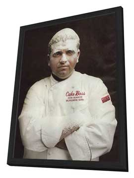Cake Boss - 11 x 17 Movie Poster - Style B - in Deluxe Wood Frame