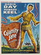 Calamity Jane - 11 x 17 Movie Poster - Belgian Style B