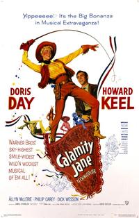 Calamity Jane - 43 x 62 Movie Poster - Bus Shelter Style A
