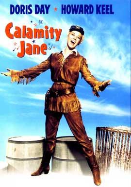 Calamity Jane - 11 x 17 Movie Poster - Style B