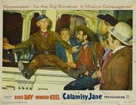 Calamity Jane - 11 x 14 Movie Poster - Style B