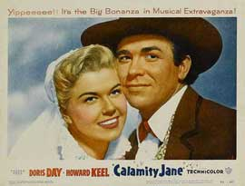 Calamity Jane - 11 x 14 Movie Poster - Style C