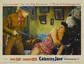 Calamity Jane - 11 x 14 Movie Poster - Style F
