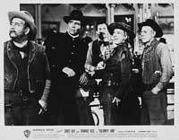 Calamity Jane - 8 x 10 B&W Photo #7