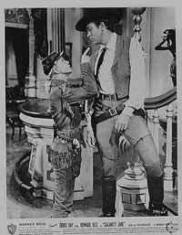 Calamity Jane - 8 x 10 B&W Photo #21