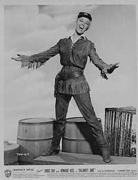 Calamity Jane - 8 x 10 B&W Photo #22