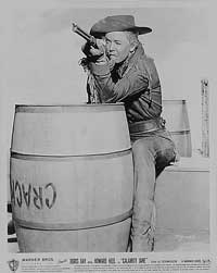 Calamity Jane - 8 x 10 B&W Photo #23