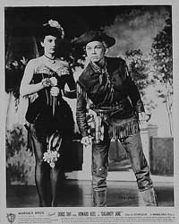 Calamity Jane - 8 x 10 B&W Photo #25