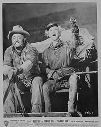 Calamity Jane - 8 x 10 B&W Photo #26