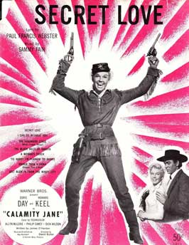 Calamity Jane - 11 x 17 Movie Poster - Style D