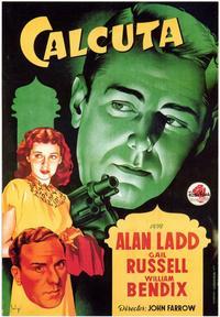 Calcutta - 11 x 17 Movie Poster - Spanish Style A