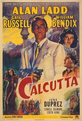 Calcutta - 27 x 40 Movie Poster - Style B