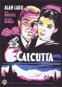 Calcutta - 11 x 17 Movie Poster - Spanish Style B