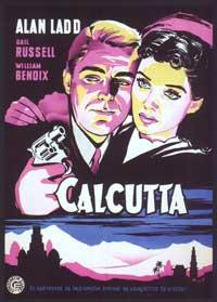 Calcutta - 27 x 40 Movie Poster - Spanish Style B