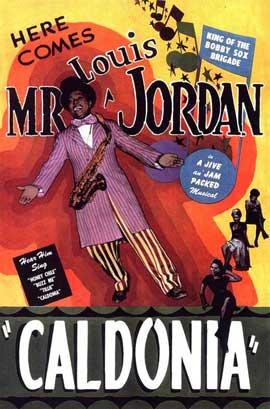 Caldonia - 11 x 17 Movie Poster - Style B