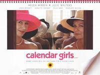 Calendar Girls - 11 x 17 Movie Poster - Style C