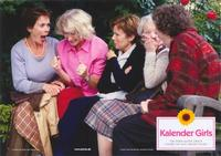 Calendar Girls - 8 x 10 Color Photo Foreign #1