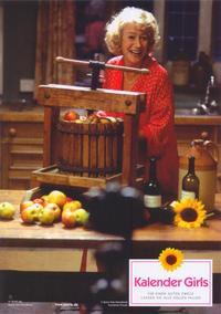 Calendar Girls - 8 x 10 Color Photo Foreign #4