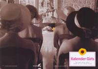 Calendar Girls - 8 x 10 Color Photo Foreign #5
