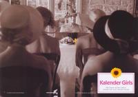Calendar Girls - 11 x 14 Poster German Style E