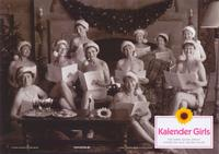 Calendar Girls - 11 x 14 Poster German Style G