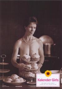 Calendar Girls - 11 x 14 Poster German Style H
