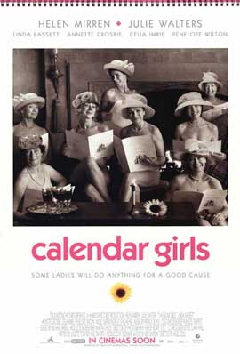 Calendar Girls - 27 x 40 Movie Poster - Style B