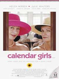 Calendar Girls - 11 x 17 Movie Poster - Style D