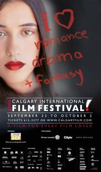 Calgary International Film Festival - 22 x 27 Festival Poster - Style A