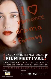 Calgary International Film Festival - 11 x 17 Movie Poster - Style A