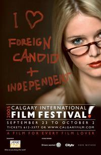 Calgary International Film Festival - 11 x 17 Movie Poster - Style B