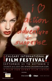 Calgary International Film Festival - 11 x 17 Movie Poster - Style C
