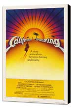 California Dreaming - 27 x 40 Movie Poster - Style A - Museum Wrapped Canvas