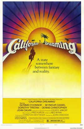 California Dreaming - 11 x 17 Movie Poster - Style A