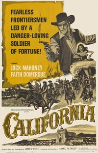 California - 11 x 17 Movie Poster - Style A
