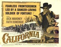 California - 11 x 14 Movie Poster - Style B