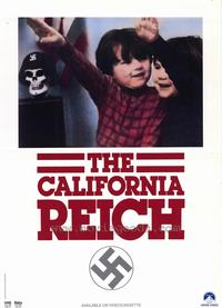 California Reich - 43 x 62 Movie Poster - Bus Shelter Style A