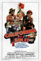 California Split - 11 x 17 Movie Poster - Style B